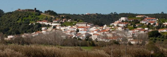 Aljezur, west Portugal