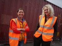 Nat interviews Pamela Jones from Bristol City Council