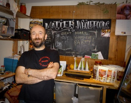 Matter Wholefoods Greenbank