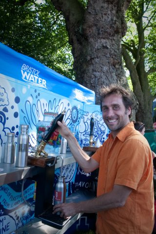 Plastic Pollution Coalition bottles getting a refill!